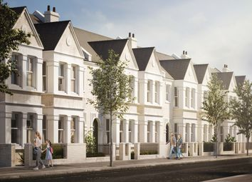 Thumbnail 4 bed terraced house for sale in Mauleverer Road, London