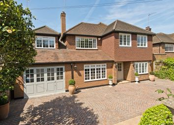 Thumbnail 5 bed detached house to rent in Barham Road, London