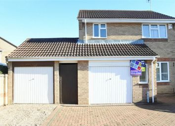 Thumbnail 3 bed detached house for sale in Caldbeck Close, Gunthorpe, Peterborough, Cambridgeshire