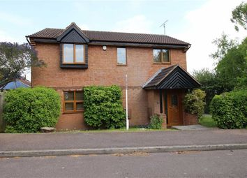 Thumbnail 4 bed detached house for sale in Fiskerton Way, Oakwood, Oakwood
