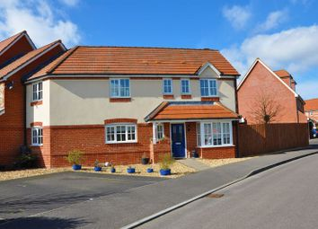 Thumbnail 4 bed end terrace house for sale in Bluebell Close, Burghclere Down, Andover