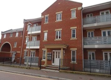 Thumbnail 2 bed flat to rent in Heraldry Way, Exeter