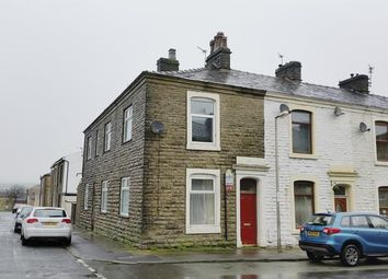 Thumbnail 2 bed end terrace house for sale in Knowles Street, Rishton, Blackburn