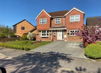 Thumbnail Detached house for sale in Mindelheim Avenue, East Grinstead, West Sussex