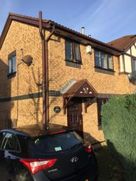 Thumbnail 3 bed semi-detached house for sale in Castlegrange Close, Moreton, Wirral
