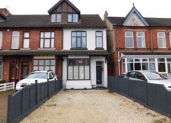 Thumbnail 3 bed semi-detached house for sale in London Road, Coalville