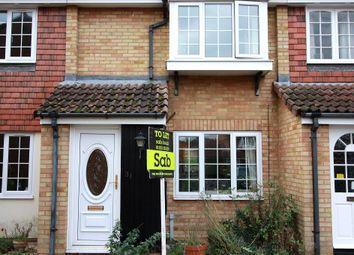 Thumbnail 2 bed terraced house to rent in Tamarin Gardens, Cherry Hinton, Cambridge