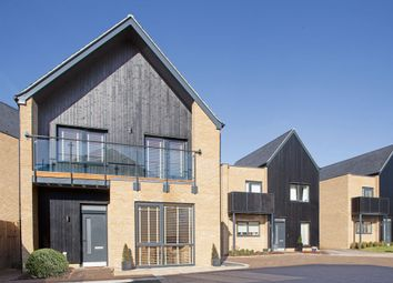 Thumbnail 4 bed detached house for sale in The Chase, Newhall, Harlow, Essex