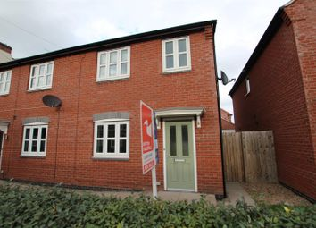 Thumbnail 3 bedroom semi-detached house for sale in Shobnall Road, Burton-On-Trent