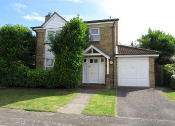 Thumbnail 3 bedroom detached house for sale in Ash Grove, Ely