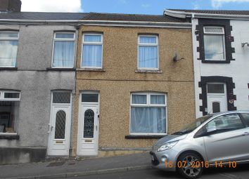 Thumbnail 3 bed terraced house to rent in 12 Dunraven Street, Glyncorrwg, Port Talbot, Neath Port Talbot.
