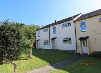 Thumbnail 2 bed terraced house to rent in Lower Moor, Barnstaple