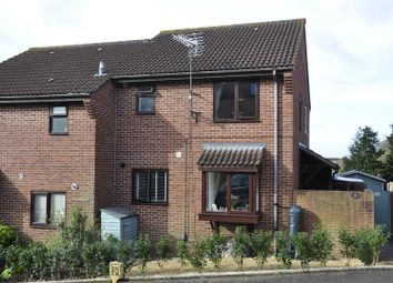 Thumbnail 1 bed end terrace house to rent in Celia Crescent, Exeter