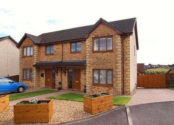 Thumbnail 3 bed semi-detached house for sale in Riverside Way, Leven