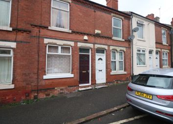 Thumbnail 2 bed terraced house for sale in Stanley Road, Forest Fields, Nottingham