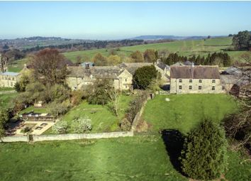 Thumbnail 7 bed farmhouse for sale in Manor Farm, Dethick, Matlock