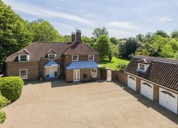 Thumbnail 5 bedroom detached house for sale in Quendon, Saffron Walden