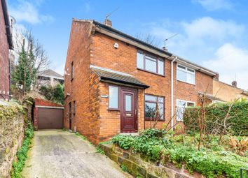 Thumbnail 2 bed semi-detached house for sale in St Leonards Road, Rotherham, Rotherham