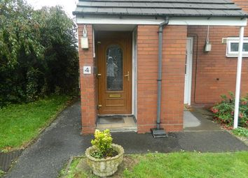 Thumbnail 3 bed flat to rent in Lower High Street, Wednesbury, West Midlands