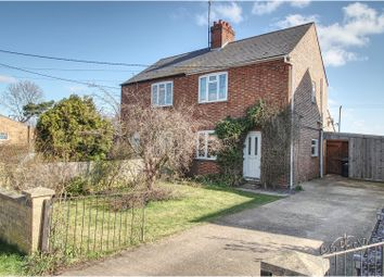Thumbnail 2 bed semi-detached house for sale in Main Street, Pymoor, Ely