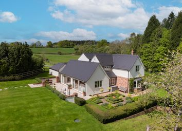 Thumbnail 4 bed detached house for sale in Lapworth Street, Lowsonford, Henley-In-Arden, Warwickshire
