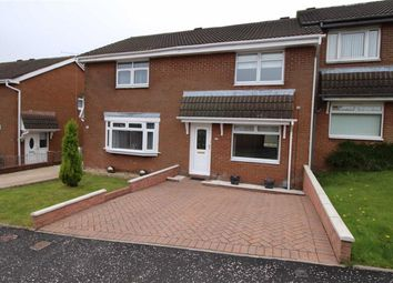 Thumbnail 2 bed property for sale in Gateside Gardens, Greenock, Renfrewshire