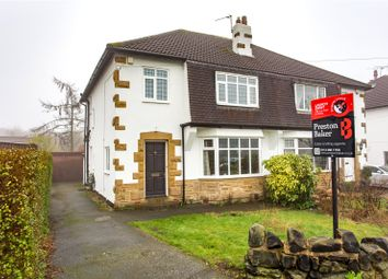 Thumbnail 3 bed semi-detached house for sale in King Lane, Leeds, West Yorkshire