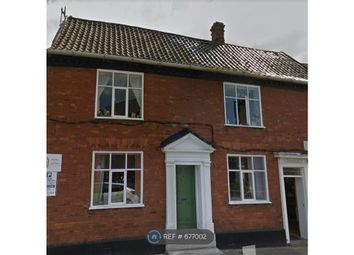 Thumbnail 2 bedroom flat to rent in Middleton Street, Wymondham