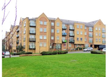 Thumbnail 2 bed flat for sale in Black Eagle Drive, Gravesend