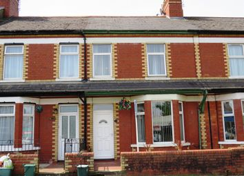 Thumbnail Terraced house for sale in Cawnpore Street, Penarth