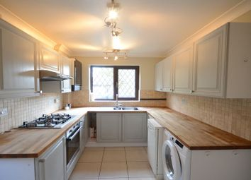 Thumbnail 3 bed link-detached house to rent in Elmleigh Court, Caversham, Reading