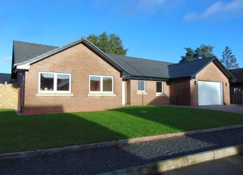 Thumbnail 3 bedroom detached bungalow for sale in Woodlands Drive, Lochmaben