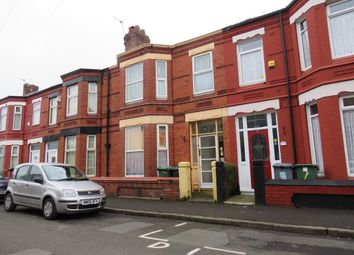 Thumbnail 3 bed terraced house for sale in Cecil Road, New Ferry, Wirral