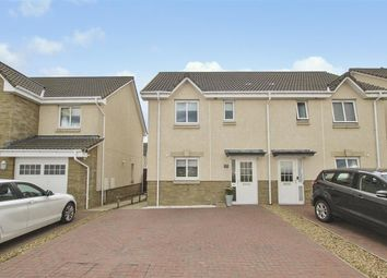 Thumbnail 3 bed semi-detached house for sale in Campbell Christie Drive, Falkirk