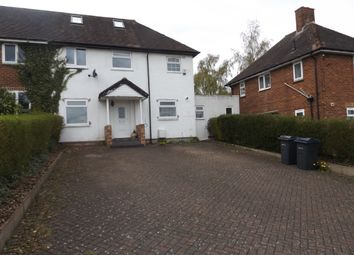 Thumbnail 4 bed semi-detached house to rent in Blackberry Lane, Sutton Coldfield