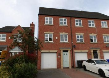 Thumbnail 3 bed end terrace house for sale in Blakeholme Court, Burton-On-Trent, Staffordshire