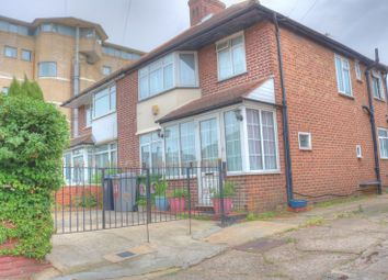 Thumbnail 3 bed semi-detached house for sale in Stag Lane, Edgware