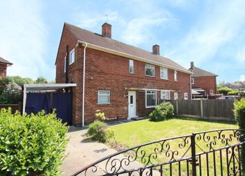 Thumbnail 3 bed semi-detached house for sale in Hillbeck Crescent, Wollaton, Nottingham