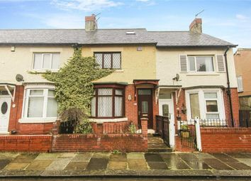 Thumbnail 3 bed terraced house for sale in Columbia Terrace, Blyth, Northumberland