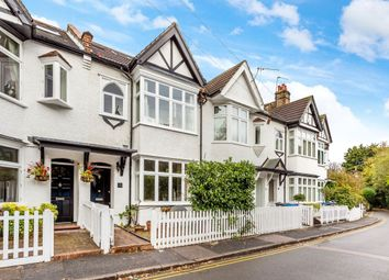 Thumbnail 4 bed terraced house for sale in Watery Lane, Merton Park