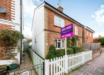 Thumbnail 2 bed semi-detached house for sale in Meadow Road, Tunbridge Wells