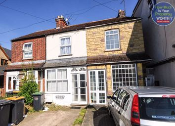 Thumbnail 2 bed terraced house to rent in Bedford Road, Wootton, Bedford