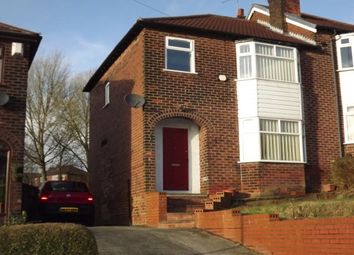 Thumbnail 3 bedroom property to rent in Sandringham Road, Bredbury, Stockport