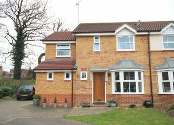 Thumbnail 3 bed semi-detached house for sale in Earles Meadow, Horsham