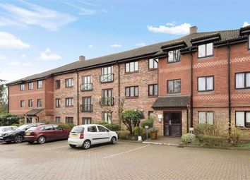 Thumbnail 3 bed flat for sale in Hill Crest Lodge, Elstree, Herts