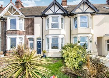 Thumbnail 3 bed terraced house to rent in Alsager Avenue, Queenborough