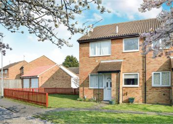 Thumbnail 1 bedroom terraced house for sale in Armitage Way, Cambridge
