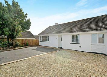 Thumbnail 3 bed bungalow for sale in Daniels Lane, Boscoppa, St. Austell