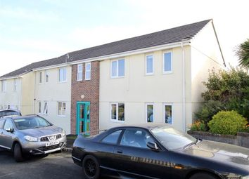 Thumbnail 2 bedroom flat for sale in Beaufort Close, St Budeaux, Plymouth
