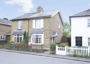 Thumbnail 2 bed cottage to rent in Hersham Road, Hersham, Walton-On-Thames